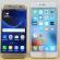 Samsung Galaxy S7 Edge đọ sức với iPhone 6S Plus