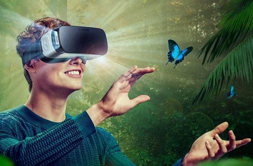 Samsung và dự án học tập VR Eduthon