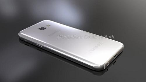 Samsung Galaxy A7 2017 sẽ có khả năng chống nước chuẩn IP68