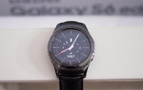 Đức chào đón Smartwatch Samsung Gear S3