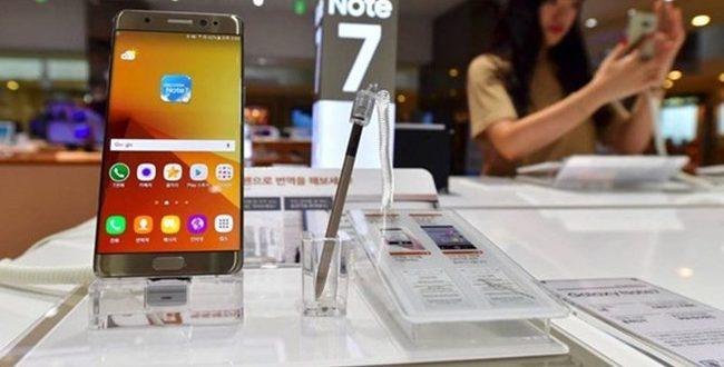 """Các """"Fan cuồng"""" liên tục lùng mua Samsung Galaxy Note 7 xách tay tại Việt Nam"""
