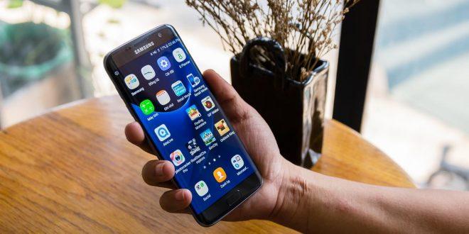 5 tính năng cực lạ trên Samsung Galaxy S7 Edge