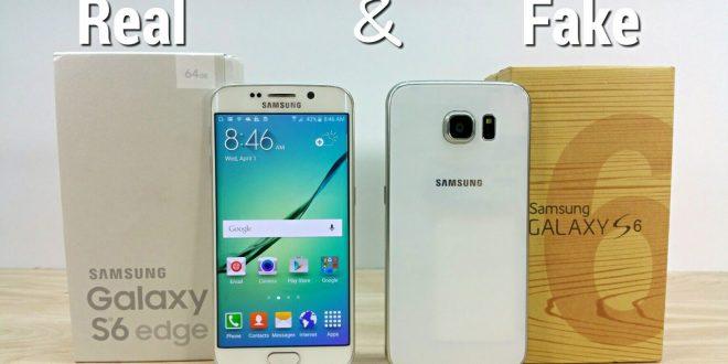 Hướng dẫn phân biệt điện thoại Samsung chính hãng và hàng dựng