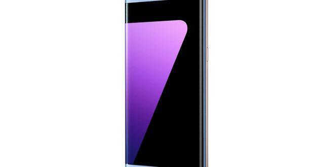 Galaxy S7 Edge màu Xanh Coral công bố giới thiệu tại Việt Nam