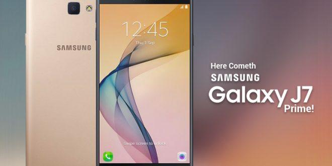 Chuyển đổi phím Home Galaxy J7 Prime thành phím cảm ứng tiện dụng