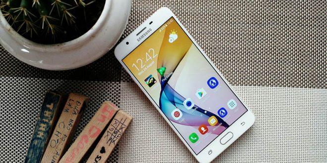 Hướng dẫn cách tắt lớp phủ màn hình trên Samsung Galaxy J7 Prime