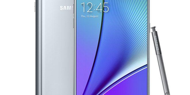 Hướng dẫn khắc phục 6 lỗi cơ bản trên Samsung Galaxy Note 5