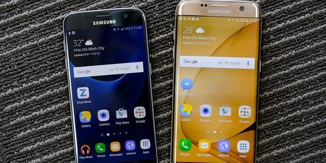 Galaxy S7, S7 Edge sẽ được nâng cấp thẳng lên Android 7.1.1 Nougat