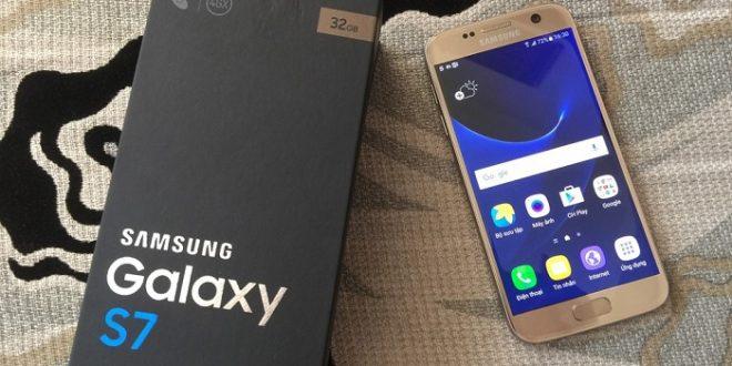 Cách khắc phục Samsung Galaxy S7 bị lỗi ngốn pin cực nhanh
