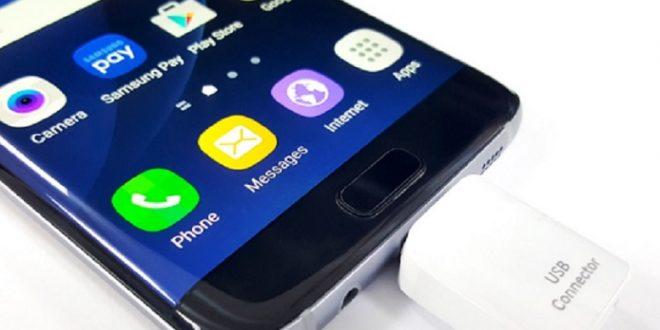 Những công dụng của USB Connector trên Samsung Galaxy S7, S7 Edge