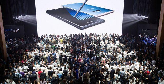 Hot: Ông lớn Hàn Quốc sẽ cho ra mắt Samsung Galaxy Note 8 vào tháng 8 năm 2017
