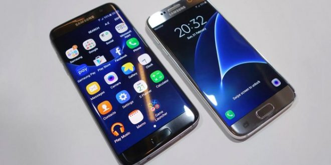 Samsung Galaxy S8 mạnh hơn Samsung Galaxy S7 bao nhiêu?
