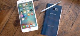 "6 điểm Samsung Galaxy Note 5 ""ăn đứt"" Apple iPhone 6S Plus"