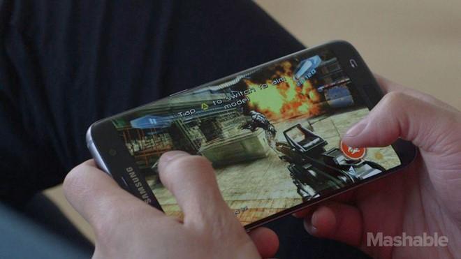 Galaxy S8 sẽ là smartphone đầu tiên của Samsung sở hữu màn hình 4K?