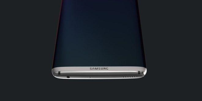 Samsung Galaxy S8: màn hình 4K, không phím Home và camera kép