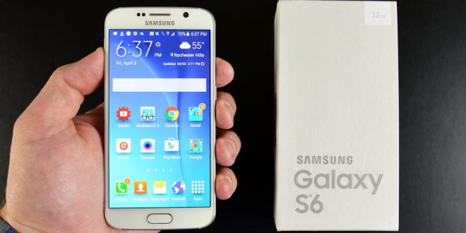 Thủ thuật khôi phục danh bạ trên Samsung Galaxy S6
