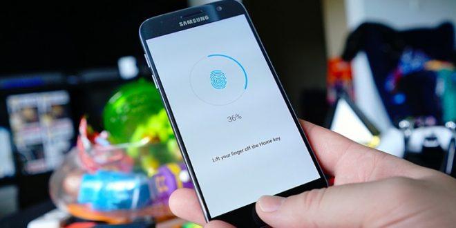 Bí mật đằng sau tính năng cảm biến vân tay trên Samsung Galaxy S7