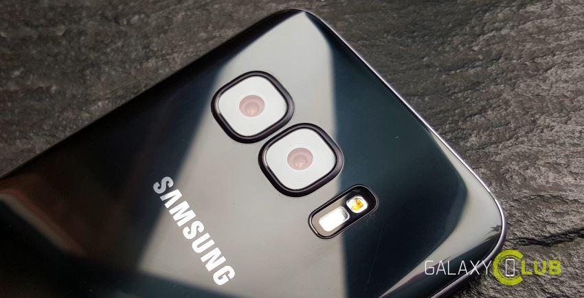 Samsung Galaxy S8 camera kép