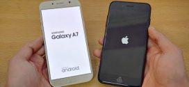 iPhone 7 Plus và Samsung Galaxy A7 2017 ai mới là thánh chống nước?