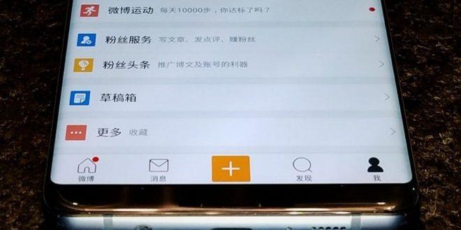 Samsung Galaxy S8 tiếp tục lộ hình ảnh thực tế cực ấn tượng