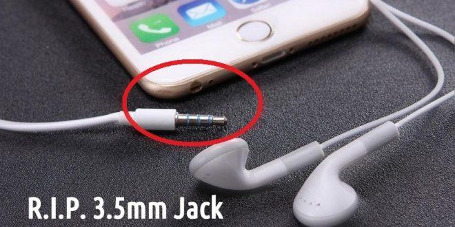 Những smartphone khai tử giắc cắm tai nghe 3,5mm