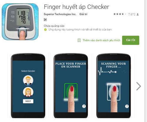 kiểm tra huyết áp