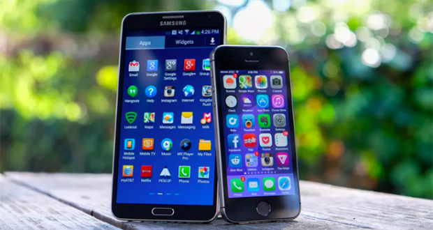 Sau tất cả Samsung và Apple đã tìm được tiếng nói chung