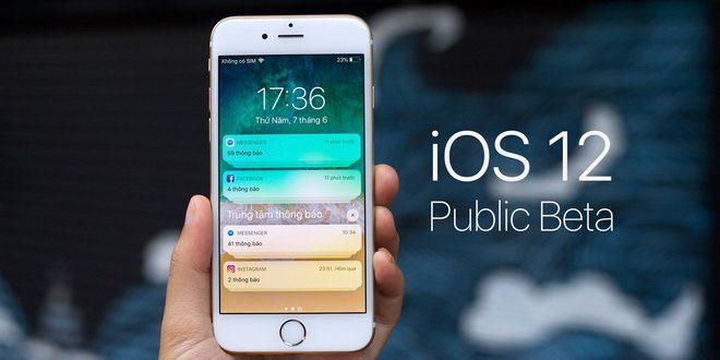 Hiệu năng iOS 12 trên iPhone 5s liệu có cải thiện vượt bậc?