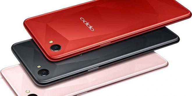 OPPO A3s: màn hình tai thỏ, giá chỉ từ 3.68 triệu đồng