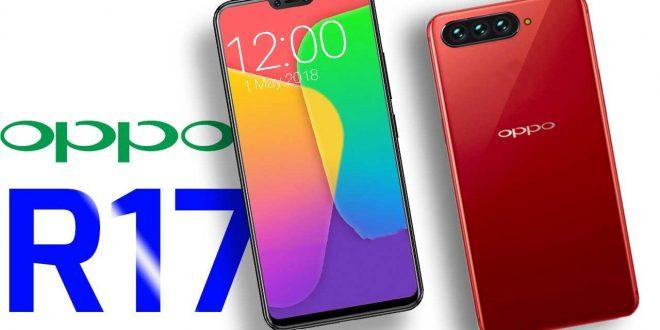 OPPO R17 chiếc điện thoại có dung lượng RAM lên đến 10GB