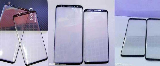Thay màn hình mặt kính Samsung Galaxy S9, Samsung Galaxy S9 plus tại TPHCM & Hà Nội