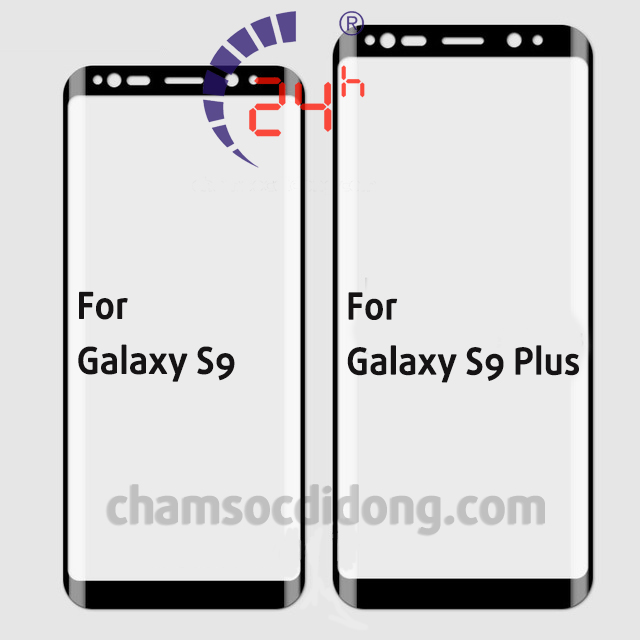 Thay màn hình mặt kính Samsung Galaxy S9, Samsung Galaxy S9 plus tại TPHCM & Hà Nội hình 2