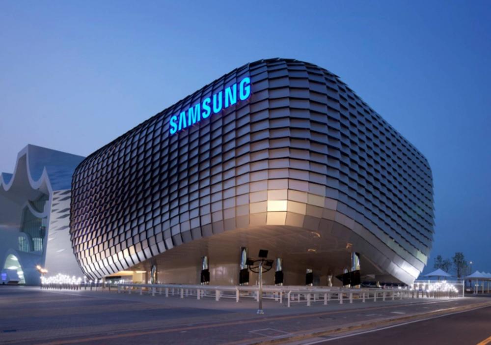 bạn biết gì về samsung - nhà máy samsung