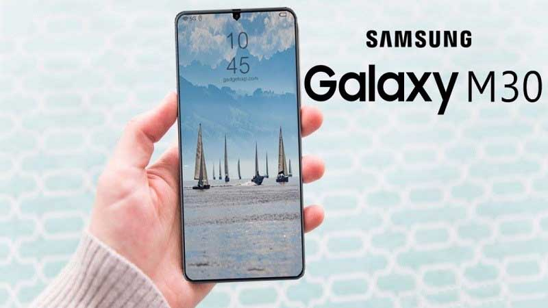 Galaxy M30 hinh 1