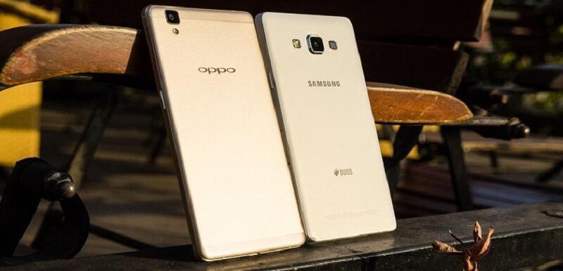 nen mua Samsung hay Oppo hinh 1
