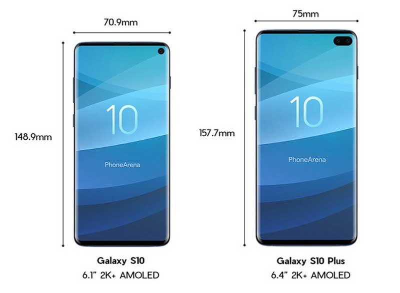 Galaxy S10 và s10 plus 02