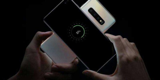 Cách dùng tính năng PowerShare của Galaxy S10