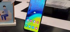 Galaxy A60 được Samsung trình làng tại Trung Quốc