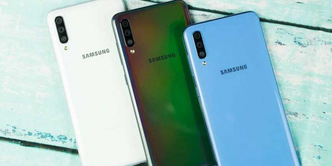 Samsung Galaxy A70 được cập nhật Android 10 với OneUI 2.0