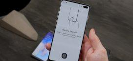 Bản cập nhật mới của Galaxy S10 giúp vân tay siêu âm nhận diện nhanh hơn