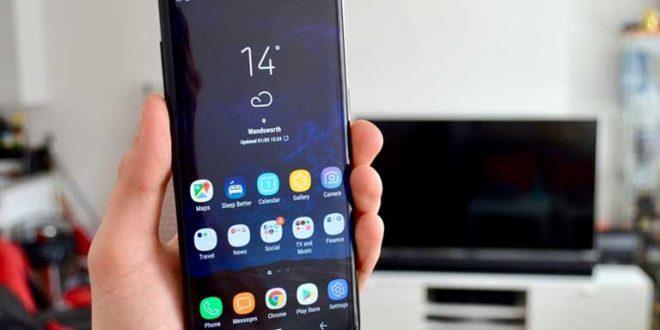 99 cách khắc phục Galaxy S9 bị treo logo cực đơn giản