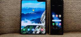 Bản cập nhật đầu tiên của Galaxy Fold bổ sung các tính năng trên Note 10