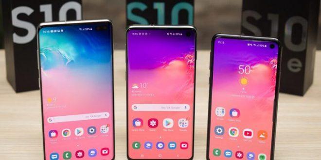 Những biến thể Galaxy S10 tại Mỹ được cập nhật Android 10 beta