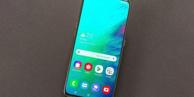 Samsung Galaxy S11 có thể sở hữu màn hình 20:9