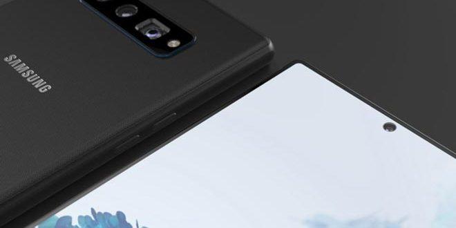 Galaxy Note 20 của Samsung bất ngờ lộ diện thiết kế đẹp mắt