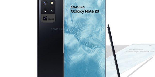 """Samsung bất ngờ """"Cải Lùi"""" cho Galaxy Note 20"""
