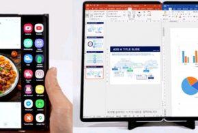 Có gì đặc biệt trong các thiết kế màn hình OLED mới của Samsung?