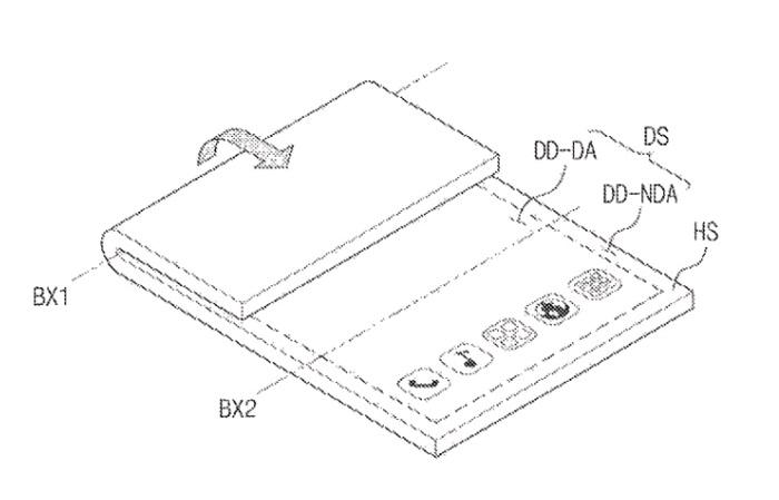 Mô phỏng thiết kế màn hình ở các tài liệu bằng sáng chế