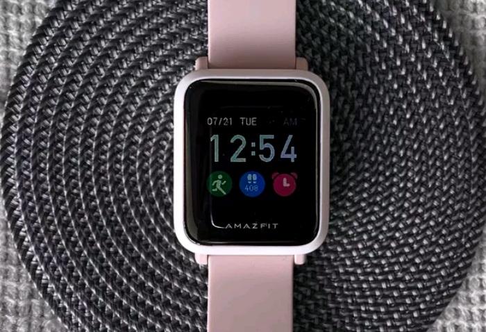 Amazfit Bip S - đồng hồ thông minh có giá phải chăng